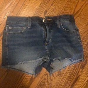Joe's jeans shorts women's 28